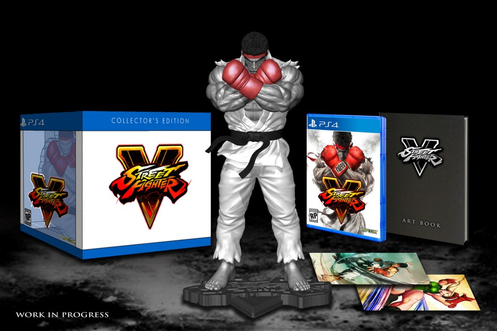 Street-Fighter-V-collectors-edition