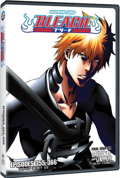 Final Bleach Anime Set to be Released in North America on September 29