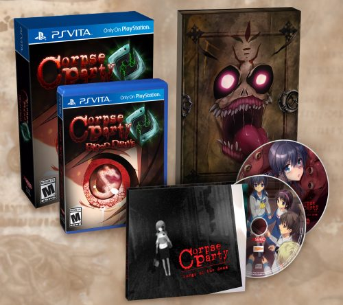 Corpse Party: Blood Drive Release Date Announced for North America
