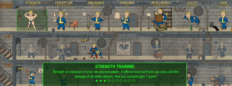 Fallout 4 Character System Previewed in Latest Video