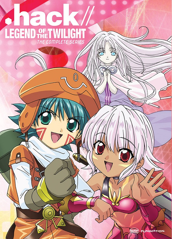 hack legend of the twilight manga: