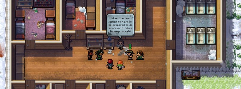 The Escapists The Walking Dead Release Date Announced