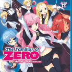 The Familiar of Zero: Rondo of Princesses Review