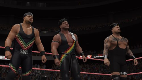 WWE 2K16 Adds to its Growing Roster; Dude Love, D'Lo, and More Join the Game