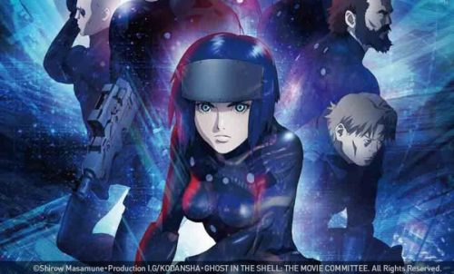Japanese Film Festival to Show 'Ghost in the Shell: The New Movie' in Sydney and Melbourne