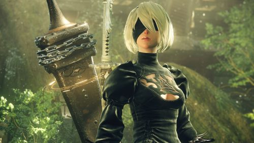 NieR: Automata Storyline Detailed Alongside Debut Gameplay Footage