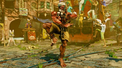 Street Fighter V's Release Date and Dhalsim Announced