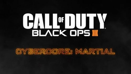 New Call of Duty: Black Ops III Cybercore Trailer Introduces Martial Abilities