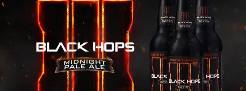 Australia Getting Craft Brewed Beer for Call of Duty: Black Ops III Launch