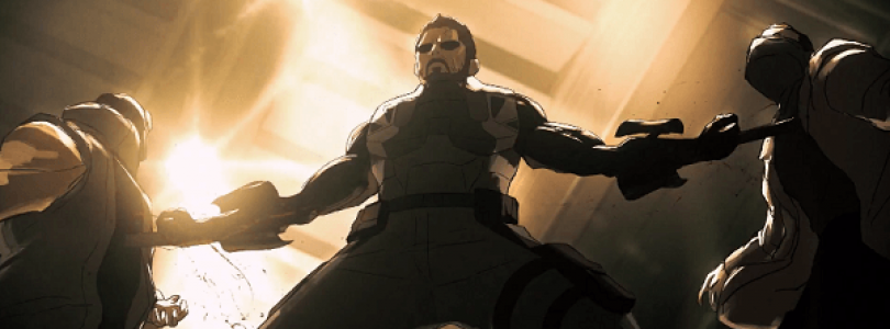 Deus Ex Animated Trailer Celebrates the Series' 15th Anniversary