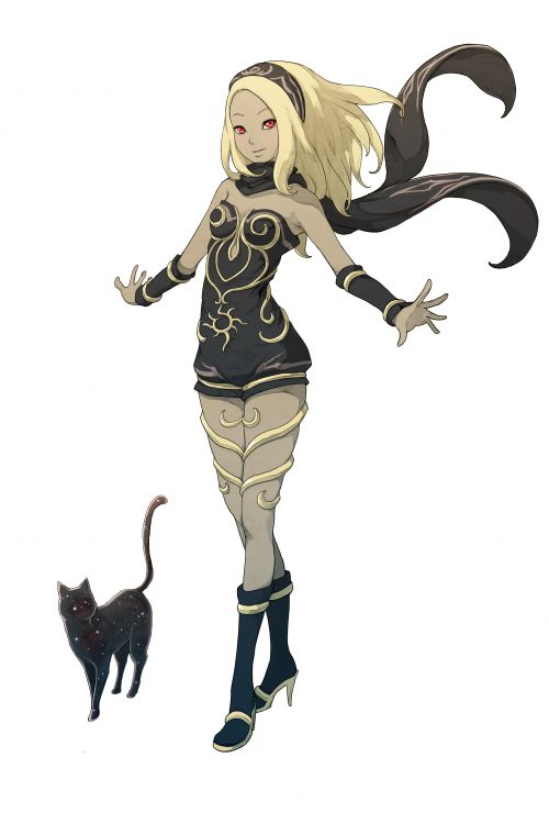 Gravity Rush 2's Debut Gameplay Footage Introduces New Gravity Styles