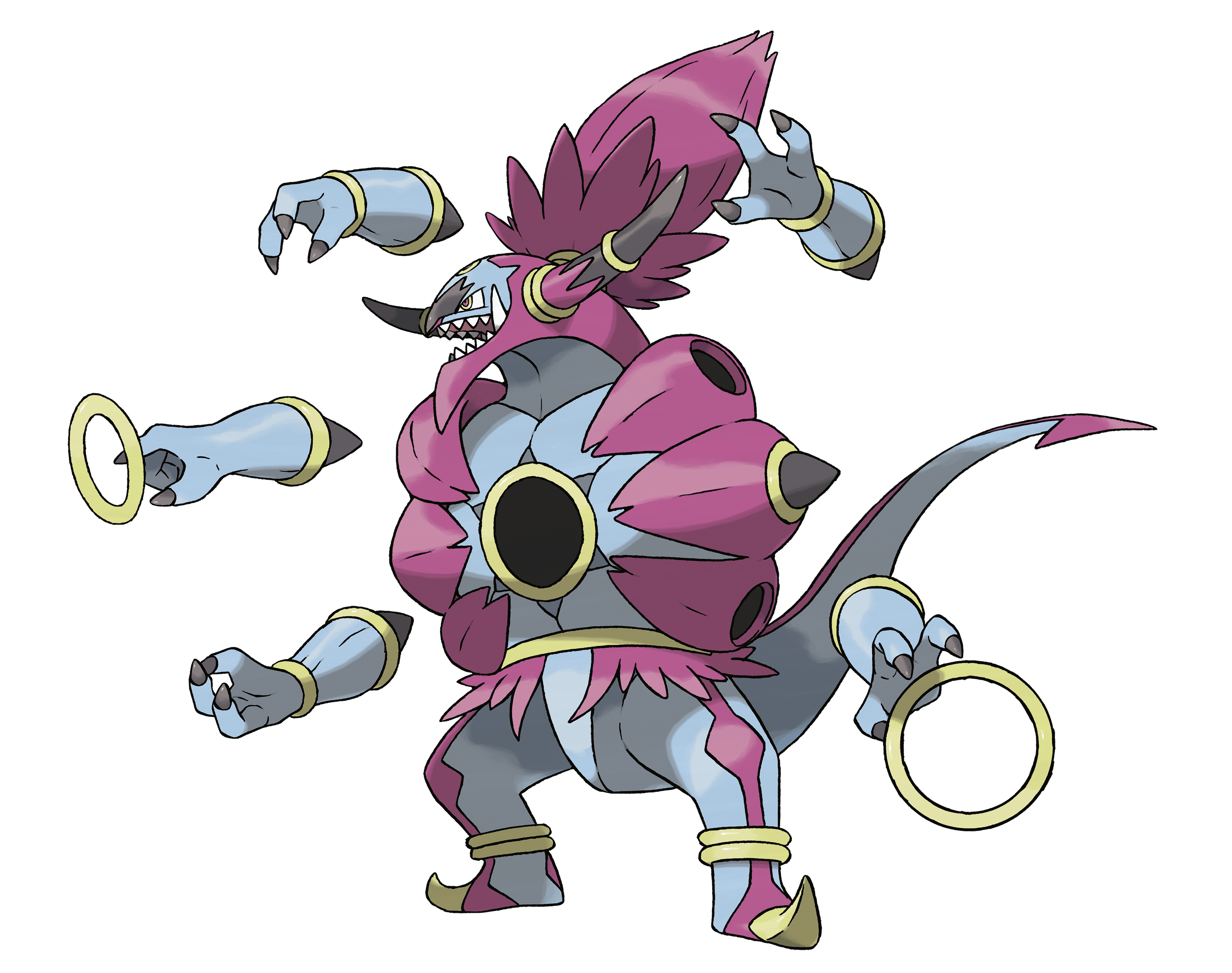 Legendary Pokemon Hoopa Event Coming Soon Capsule Computers