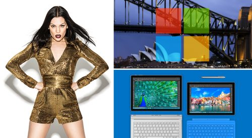 Sydney's Microsoft Flagship Store Grand Opening Festivities Announced