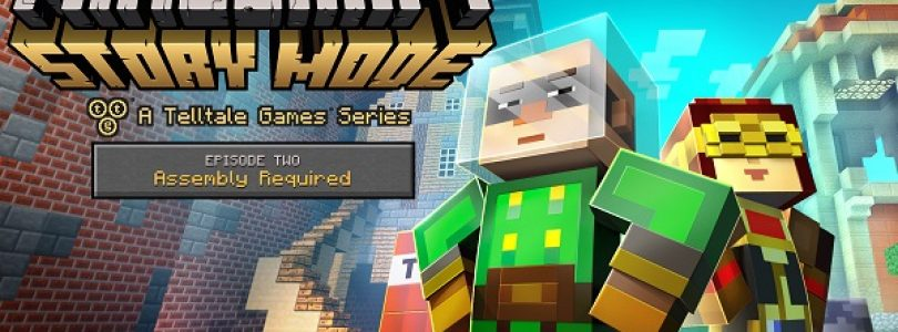 Minecraft: Story Mode Episode 2 'Assembly Required' Stealth Released Today