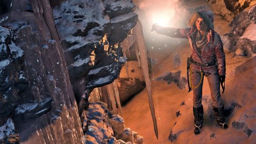 Rise of the Tomb Raider's Launch Trailer Makes A Mark