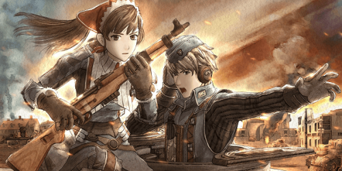 Valkyria of the Blue Revolution Trademarked by Sega