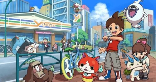 Yokai Watch Hands-On Impressions
