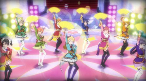 Madman Announces a Special Encore Screening of 'Love Live! The School Idol Movie'