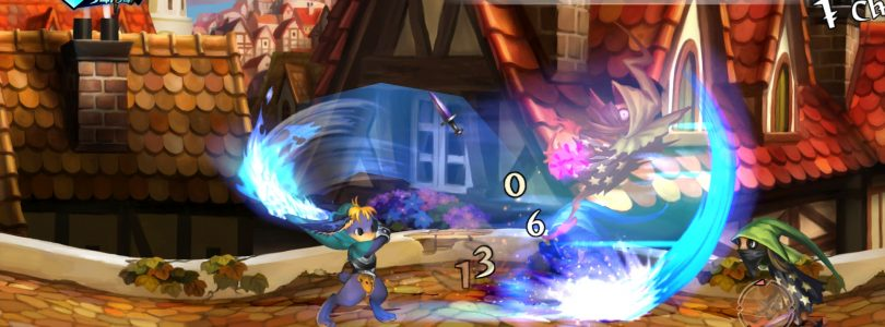 Odin Sphere: Leifthrasir's Latest Trailer Shows off Cornelius' Combat Skills