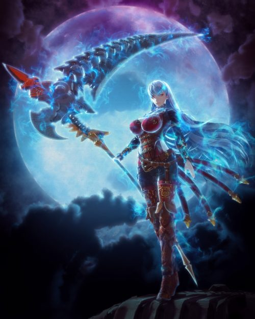 Valkyria: Azure Revolution Teaser Trailer and New Screenshots Released