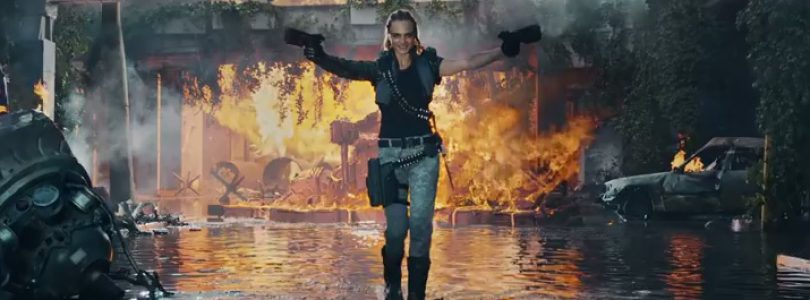 Cara Delevingne and Marshawn Lynch star in Call of Duty: Black Ops III's New Trailer
