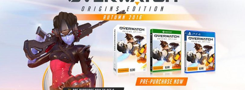 Overwatch Now Available for Pre-order for PC, PS4, and Xbox One