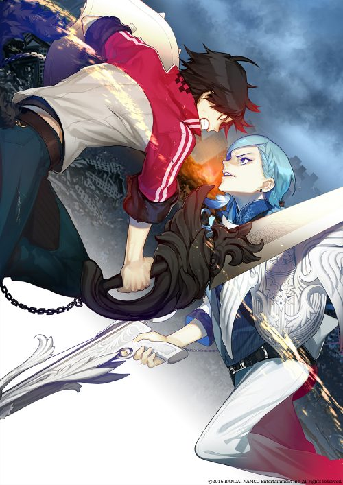 Ray Gigant Western Release Announced by acttil
