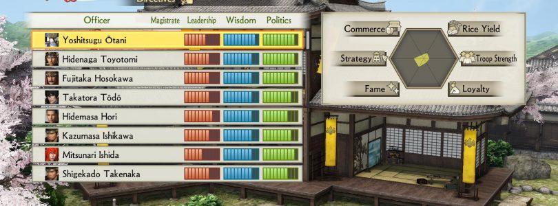 Samurai Warriors 4 Empires' Castle Mechanics Detailed