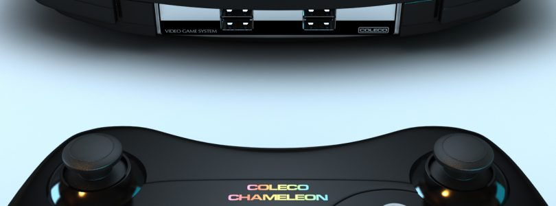 Coleco strikes back with COLECO Chameleon Old-School Console