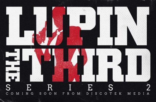 Discotek Media Licenses 'Lupin the Third Series 2'