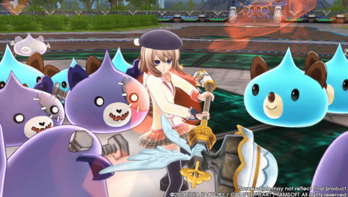 MegaTagmension Blanc and Trillion Arrive on PC this Fall