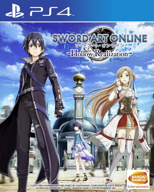 Sword Art Online: Hollow Realization Announced for Western Release in 2016