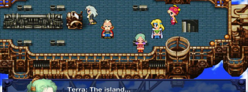 Final Fantasy VI Available on Steam with Temporary Discount