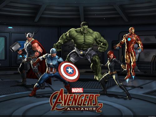 Disney Announces Marvel: Avengers Alliance 2