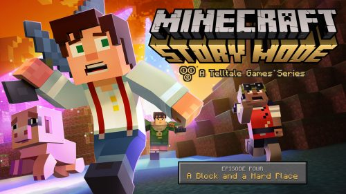 Minecraft: Story Mode Episode 4 Set for December 22nd Release