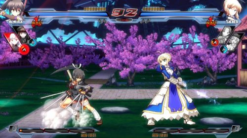 Nitroplus Blasterz' Western Release to Offer Homura and Aino Heart Free at Launch