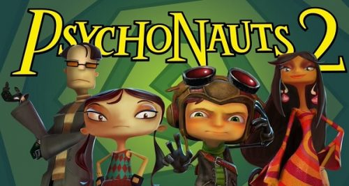 Psychonauts 2 Crowdfunding Campaign Launched by Double Fine