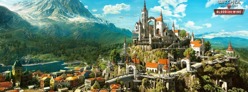 The Witcher 3's Second Expansion 'Blood and Wine' Screenshots Look Great