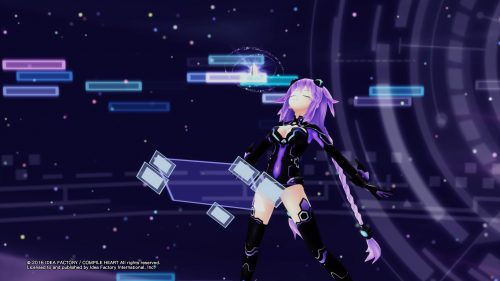 Megadimension Neptunia­ VII NEXT Form Screenshots Released