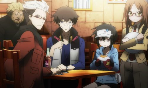 Sentai Filmworks Reveals the 'Re: Hamatora the Animation' English Dub Cast