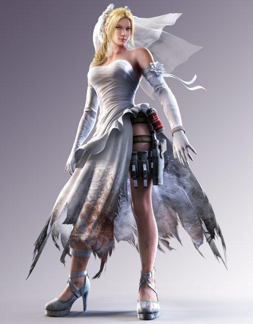 Nina Williams Revealed for Tekken 7: Fated Retribution