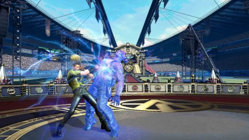 The King of Fighters XIV Trailer Reveals Robert Garcia, K', and Benimaru Nikaido