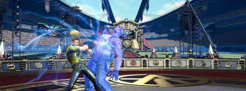 The King of Fighters XIV Trailer Reveals Robert Garcia, K', and Benimaru Nikaido