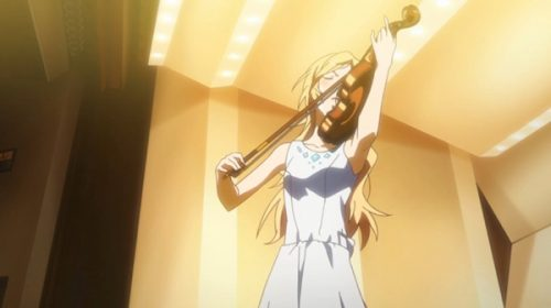 Aniplex USA Reveals the 'Your Lie in April' English Dub Cast and Blu-ray Release Details