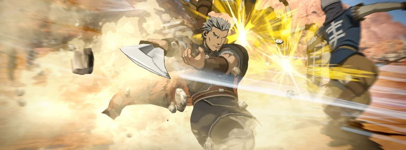 Arslan: The Warriors of Legend Announced for PC