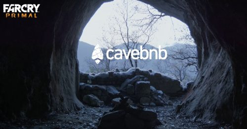 Win Two Nights in a Cave with the Far Cry Primal CaveBNB Contest