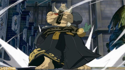 Guilty Gear Xrd: Revelator adds Kum Haehyun as a New Fighter