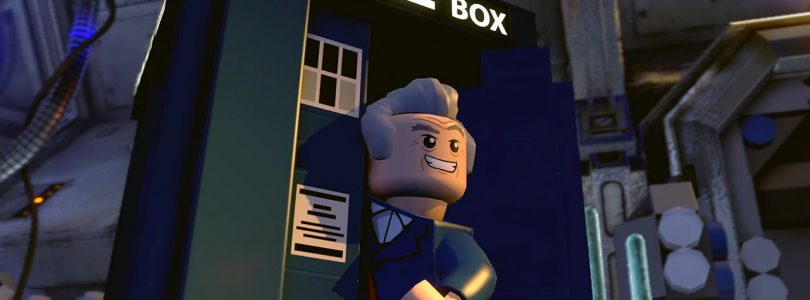 Three Doctors Walk into a Bar… Only in Lego Dimensions