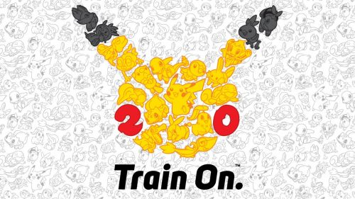 Pokemon 20th Anniversary Celebration Beings