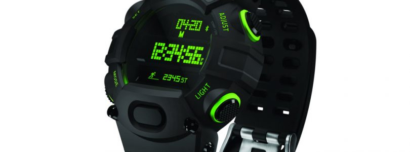 Razer Nabu Watch Updates The Classic Digital Watch to the Smart Watch Era